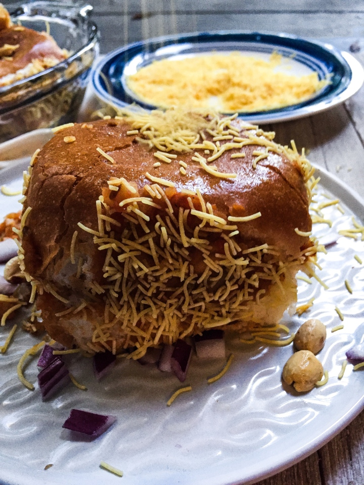 Super quick Dabeli